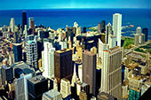 Chicago, View from Sears Tower, Photo Nr.: chic053