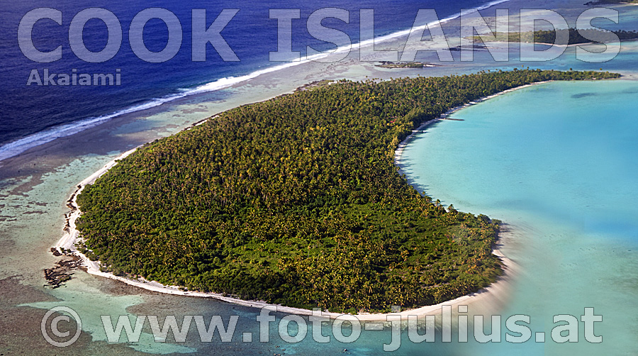 Akaiami Cook Islands