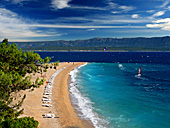 Croatia, Croatia, Island Brac, Beaches Strand, Photo Nr.: croatia0825
