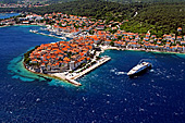 Croatia, Island Korcula, City Korcula, Photo Nr.: croatia0850