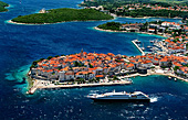 Croatia, Island Korcula, City Korcula, Photo Nr.: croatia0852