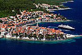 Croatia, Island Korcula, City Korcula, Photo Nr.: croatia0853