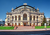 Kiev, Kiew, National Opera House of Ukraine, Photo Nr.: kiev314
