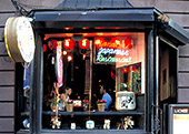 USA, New York City,  Brooklyn, Japanese Restaurant, Photo Nr: nyc009