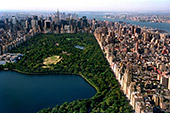 USA, New York City, Central Park, view from Helicopter, Photo Nr: nyc018