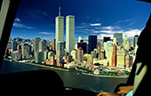 USA, New York City, Manhattan & World Trade Center, view from Helicopter, Photo Nr: nyc024