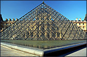 Paris, Louvre Glass Pyramid, Photo Nr.: par005