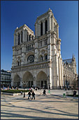 Paris, Notre Dame Cathedral, Photo Nr.: par043