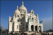 Paris, Sacre Coeur, Photo Nr.: par059