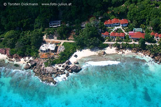 La Digue Seychellen Hotel