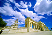 Austria, Vienna, Gloriette, Photo Nr.: W337