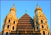 Austria, Vienna, Stephansdom (St. Stephan's Cathedral), Photo Nr.: W1235