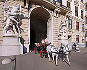 Vienna, Hofburg, Photo Nr.: W5607