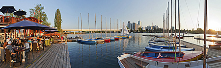Vienna, Alte Donau,  Photo Nr.: W5714