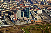 Austria, Vienna, Wienerberg City, Twin Tower, Photo Nr.: W2295