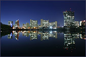 Vienna, Kaiserwasser, UNO City, Andromeda Tower, Donau City, Photo Nr.: W2407