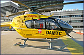 Vienna, AKH- Emergency Helicopter,  Photo Nr.: W2417