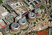 Austria, Vienna, Gasometer City, Photo Nr.: W2514