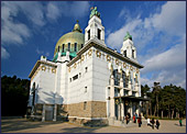 Vienna, Kirche am Steinhof, Photo Nr.: W2831