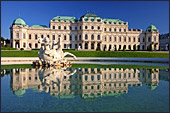 Vienna, Castle Belvedere, Photo Nr.: W3257