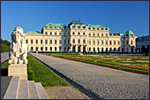 Vienna, Castle Belvedere, Photo Nr.: W3259