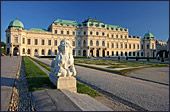 Vienna, Castle Belvedere, Photo Nr.: W3261
