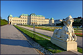 Vienna, Castle Belvedere, Photo Nr.: W3262