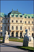 Vienna, Castle Belvedere, Photo Nr.: W3263