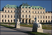 Vienna, Castle Belvedere, Photo Nr.: W3265