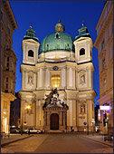 Vienna, Peterskirche, Photo Nr.: W3315