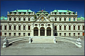Vienna, Belvedere,Photo Nr.: W3518