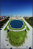Vienna, Belvedere,Photo Nr.: W3519