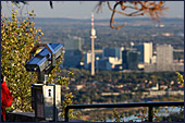 Vienna, View from Leopoldsberg, Photo Nr.: W3963