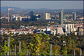 Vienna, View from Kobenzl, Photo Nr.: W3965