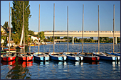 Vienna, Alte Donau, Photo Nr.: W4062