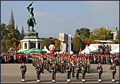 Vienna, Nationalfeiertag, Hofburg, Heldenplatz, Photo Nr.: W4133