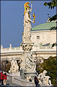 Vienna, Parlament, Photo Nr.: W4195