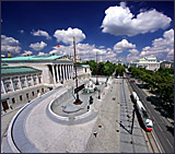 Vienna, Parlament, Ring, Photo Nr.: W4202