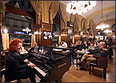 Vienna, Cafe Schwarzenberg, Photo Nr.: W4222
