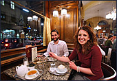 Vienna, Cafe Schwarzenberg, Photo Nr.: W4227