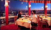 Vienna, Diner in Danube Tower, Photo Nr.: W4260