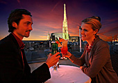 Vienna, Sky Bar, Photo Nr,: W4680