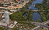 Vienna, Alte Donau, Photo Nr.: W4855