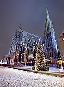 Vienna, Stephansdom, Photo Nr.: W5308