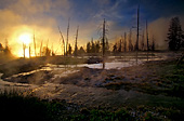 Yellowstone National Park, West Thumb Basin, Yellowstone Lake, Photo Nr.: y006
