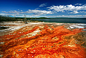 Yellowstone National Park, West Thumb Basin, Yellowstone Lake, Photo Nr.: y027
