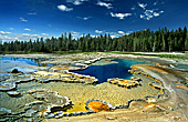 Yellowstone National Park, Doublet Pool, Photo Nr.: y032