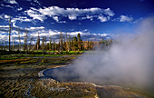 Yellowstone National Park, Black Sand Basin, Photo Nr.: y038