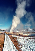 Yellowstone National Park, Clepsydra Geyser, Photo Nr.: y052