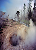 Yellowstone National Park, Firehole River, Photo Nr.: y058